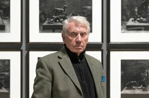 Don McCullin portrait
