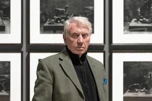 Don McCullin portrait