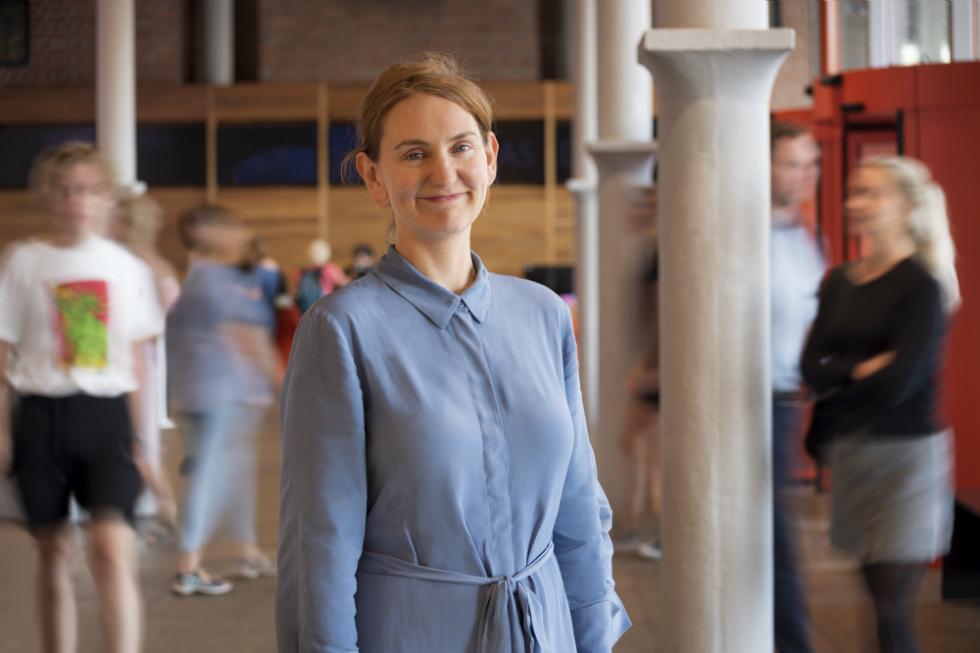 Helen Legg portrait