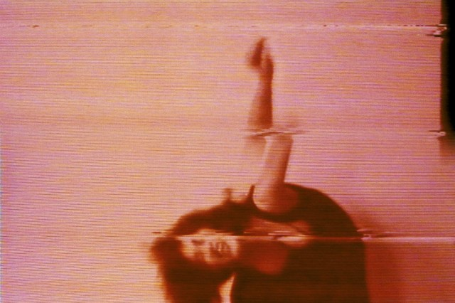 Pipilotti Rist I'm not the girl who misses much 1986