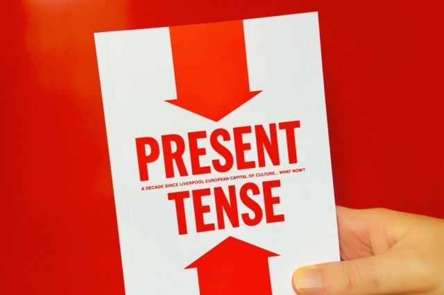 Present Tense. Publish by The Double Negative, 2019.
