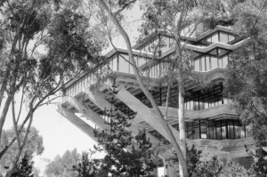 Stephen Clarke, UCSD library, 1987
