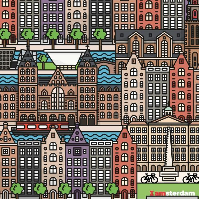 Hannah Kirkland - Amsterdam Square
