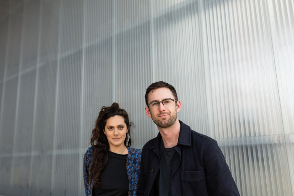 Rakhi Singh and Adam Szabo. Photo by Robin Clewley (2) (1)