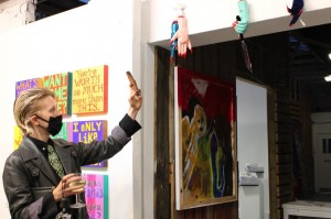 Queer Contemporaries, Air Gallery, Altrincham, courtesy Short Supply