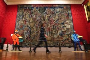 Lubaina Himid, NML, Walker Art Gallery. Images by Gareth Jones