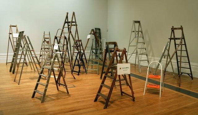 Yoko Ono, Skyladders, NML, Walker Art Gallery, 2012