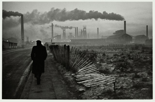 Early shift, West Hartlepool steelworks, County Durham 1963 © Don McCullin