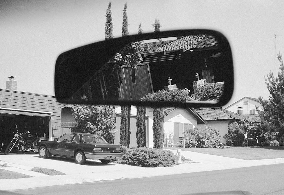 Stephen Clarke Rear view mirror-web