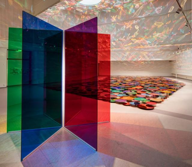 20. Liz West, Our Colour Reflection & A Familiar Variant, 2020 © Jussi Tiainen, Hyvinkää Art Museum