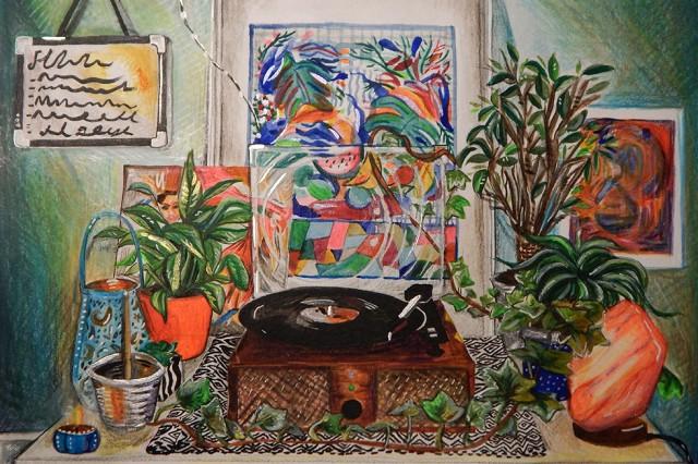 Room illustration_AmyCummings
