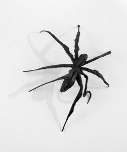 Spider I 1995, Louise Bourgeois-web