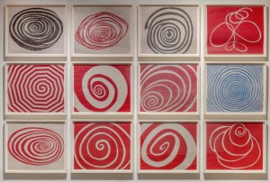 Spirals 2005, Louise Bourgeois-web